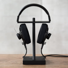 FINAL AUDIO D8000 BLACK PLANAR HEADPHONES