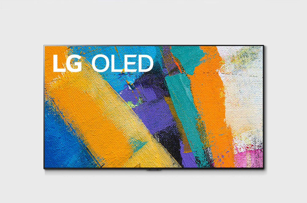 LG OLED65GXPUA - 65 inch with Gallery Design 4K Smart OLED TV w/AI ThinQ® (64.5'' Diag)