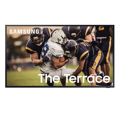 "Samsung 65"" 4K UHD MotionRate 240 The Terrace Outdoor QLED TV (2000 nits)"