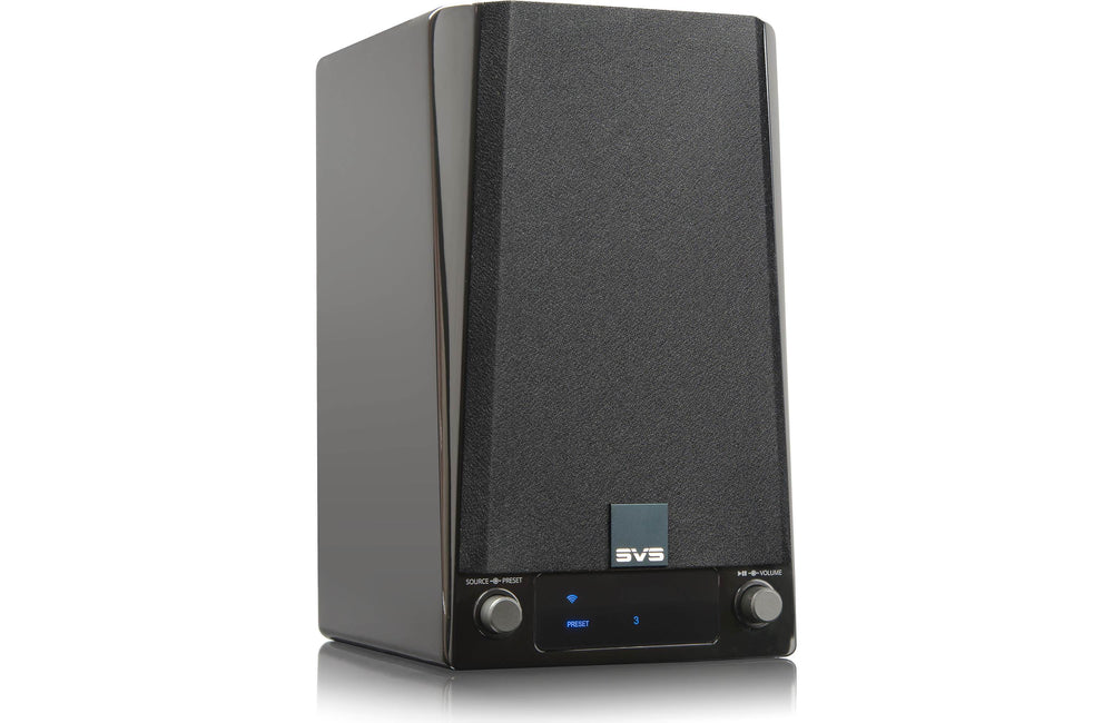 SVS Prime wireless Speaker (MONO) Piano Gloss Black Finish