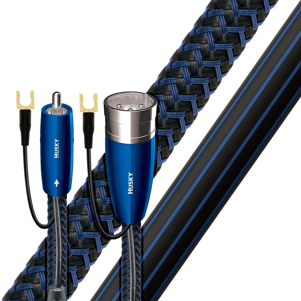 AudioQuest Husky Subwoofer Cable XLR 12.0m