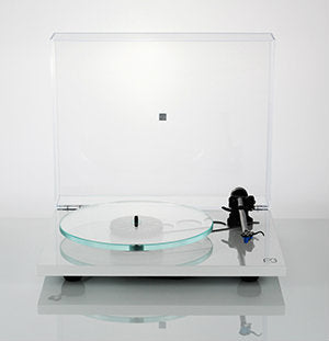 Rega Planar 3 Gloss White with Elys Cartridge