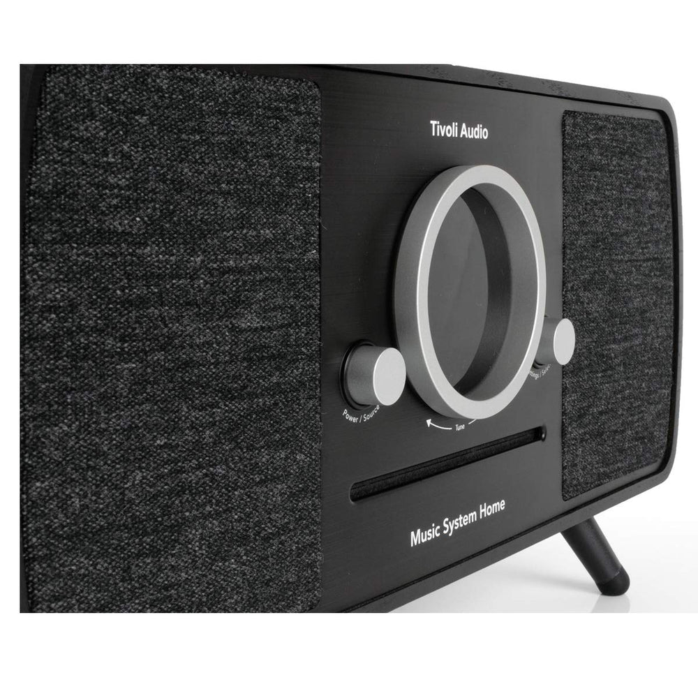 Tivoli Music System Home (Black)