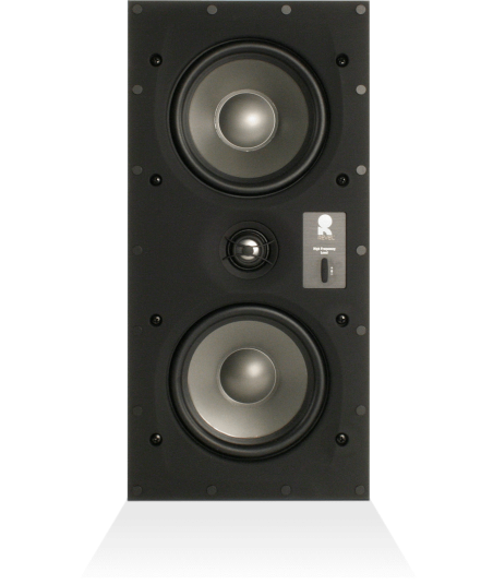 "Revel Architectural W553L Two 5"" Micro-Ceramic Composite (MCC) Cone, Cast-aluminum Frame Woofers - Each"