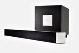 Definitive Technology W Studio Wireless Black Sound Bar & Subwoofer System - Open Box