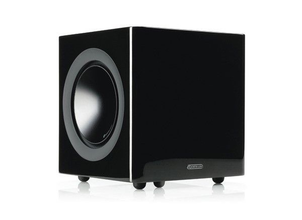 Monitor Audio Radius 380 Powered Subwoofer (Black)