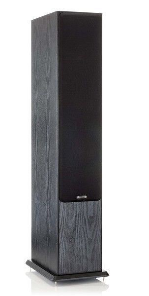 Monitor Audio Bronze Series 6 2 1/2Way Floorstanding Speaker - Each - Black Oak