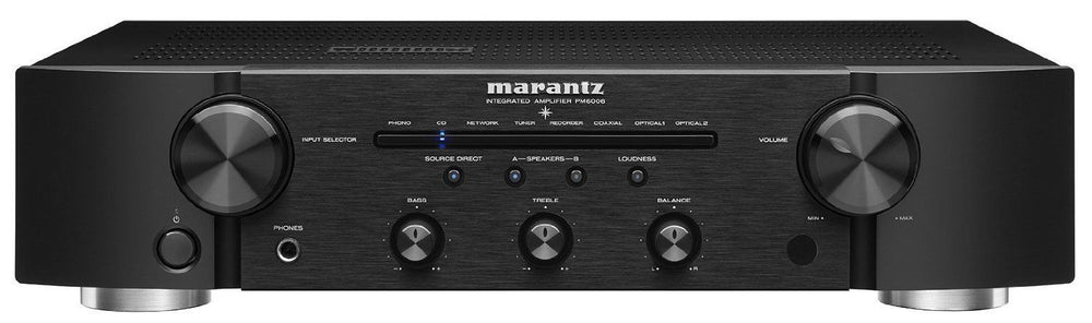 Marantz Hi-Fi Integrated Amplifier (PM6006) Open Box