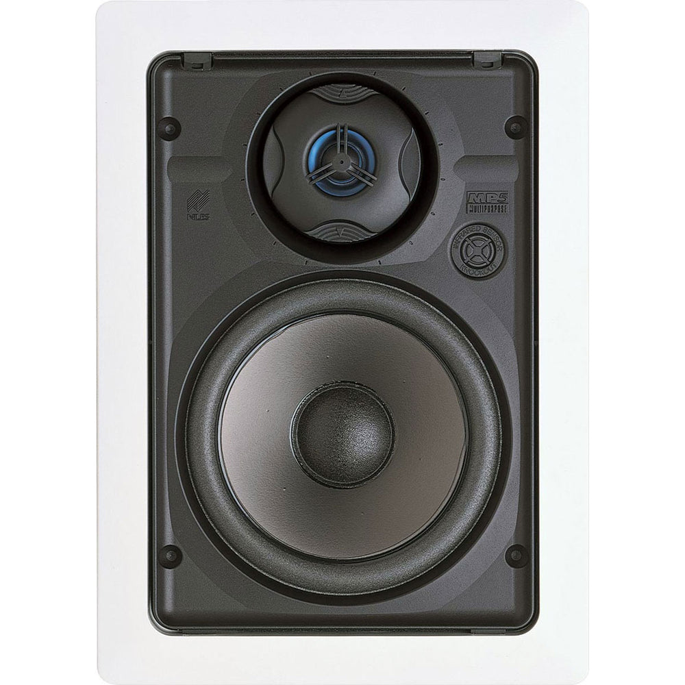 Niles FG00874 MP5R In-Wall Loudspeaker; 5 1/4-in. 2-Way