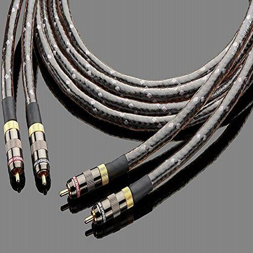 Straight Wire Virtuoso R2 Audio Cables 4.0 Meter RCA Pair