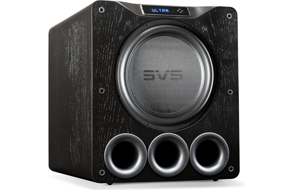 SVS PB16 - Ultra Subwoofer - Black Oak