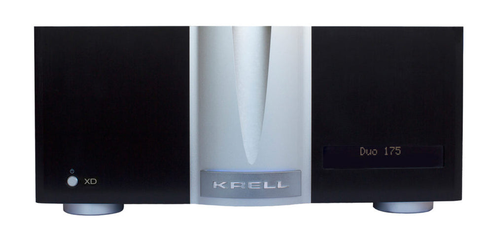 Krell Duo 175 XD Stereo Power Amplifier