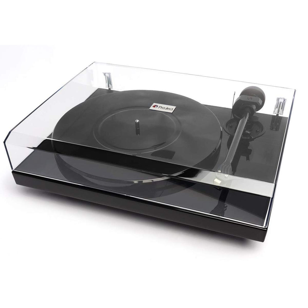 Pro-Ject 1-Xpression Carbon Turntable - Black Finish - Open Box