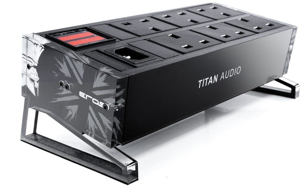 Titan Audio Eros Main Block