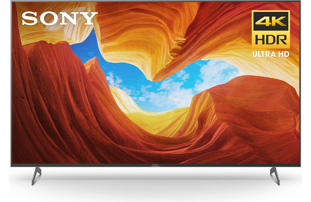"SONY XBR-65X900H BRAVIA XBR X900H SERIES - 65"" CLASS (64.5"" VIEWABLE) LED TV - 4K"