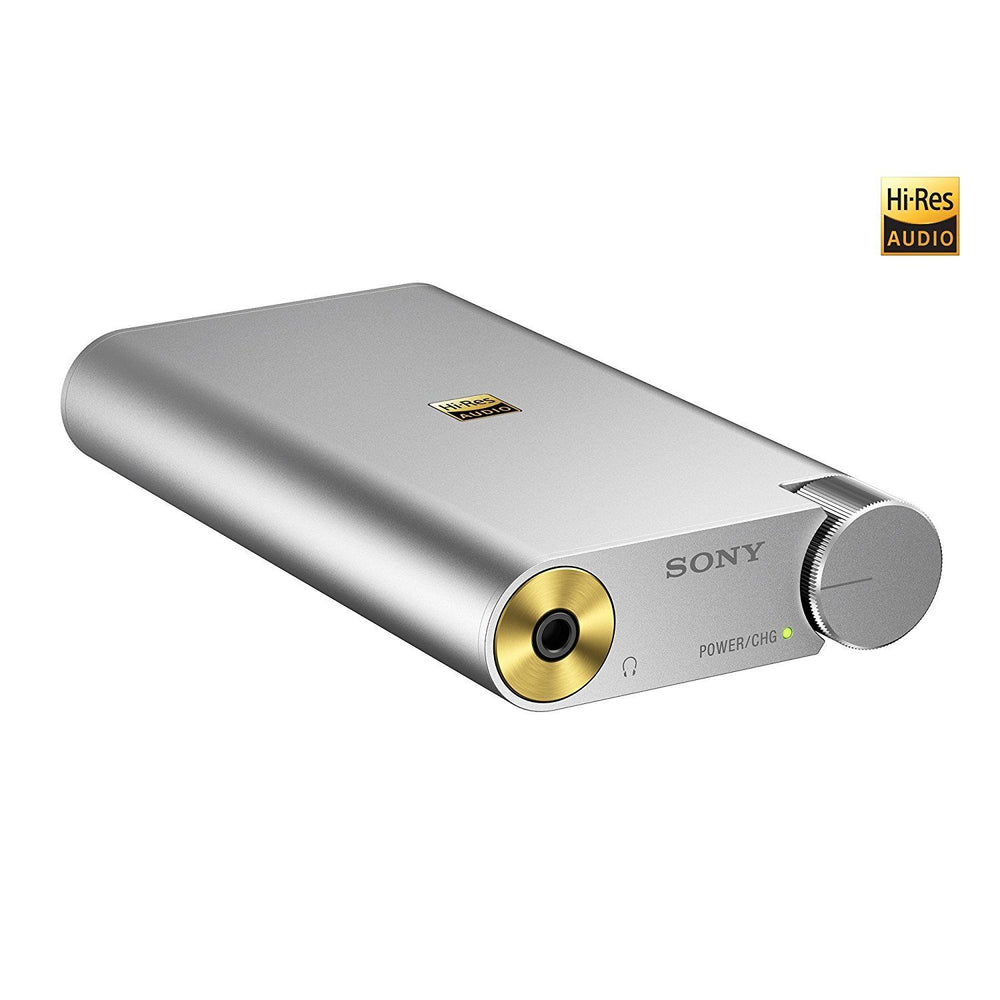 Sony PHA1A Portable Hi-Res DAC/Headphone Amplifier (Silver) open Box