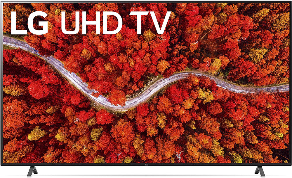 "LG Electronics - 75UP8070PUA - 75"" 4K UHD TM240 ThinQ AI LED TV W/ A7 Gen 4 Intelligent Processor"