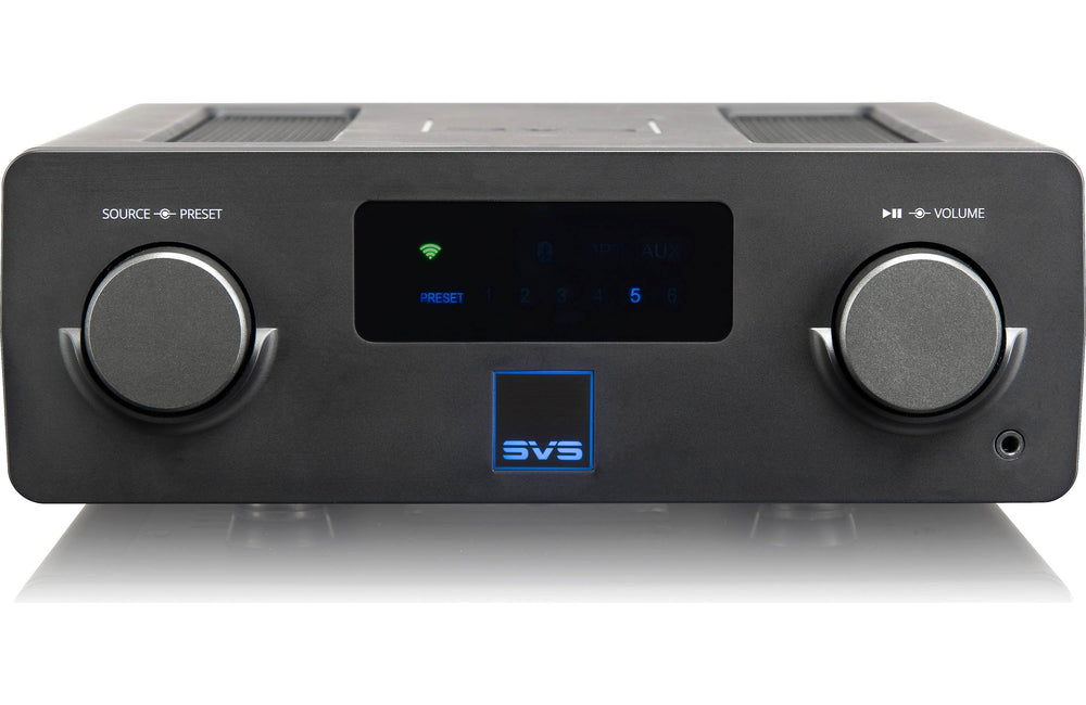 SVS Prime Wireless SoundBase Wireless multi-room amplifier with Bluetooth® and DTS Play-Fi