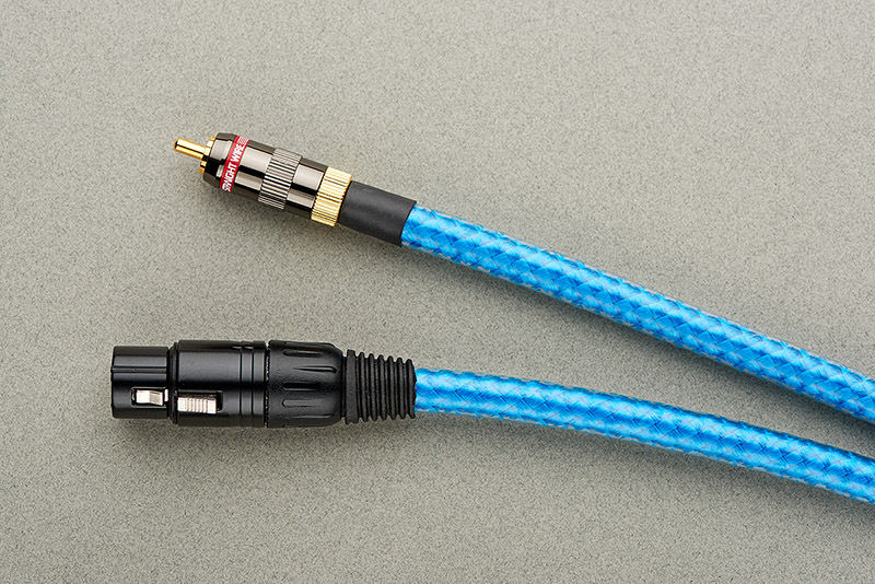Straight Wire Rhapsody S Audio Cables 0.5 Meter RCA Pair