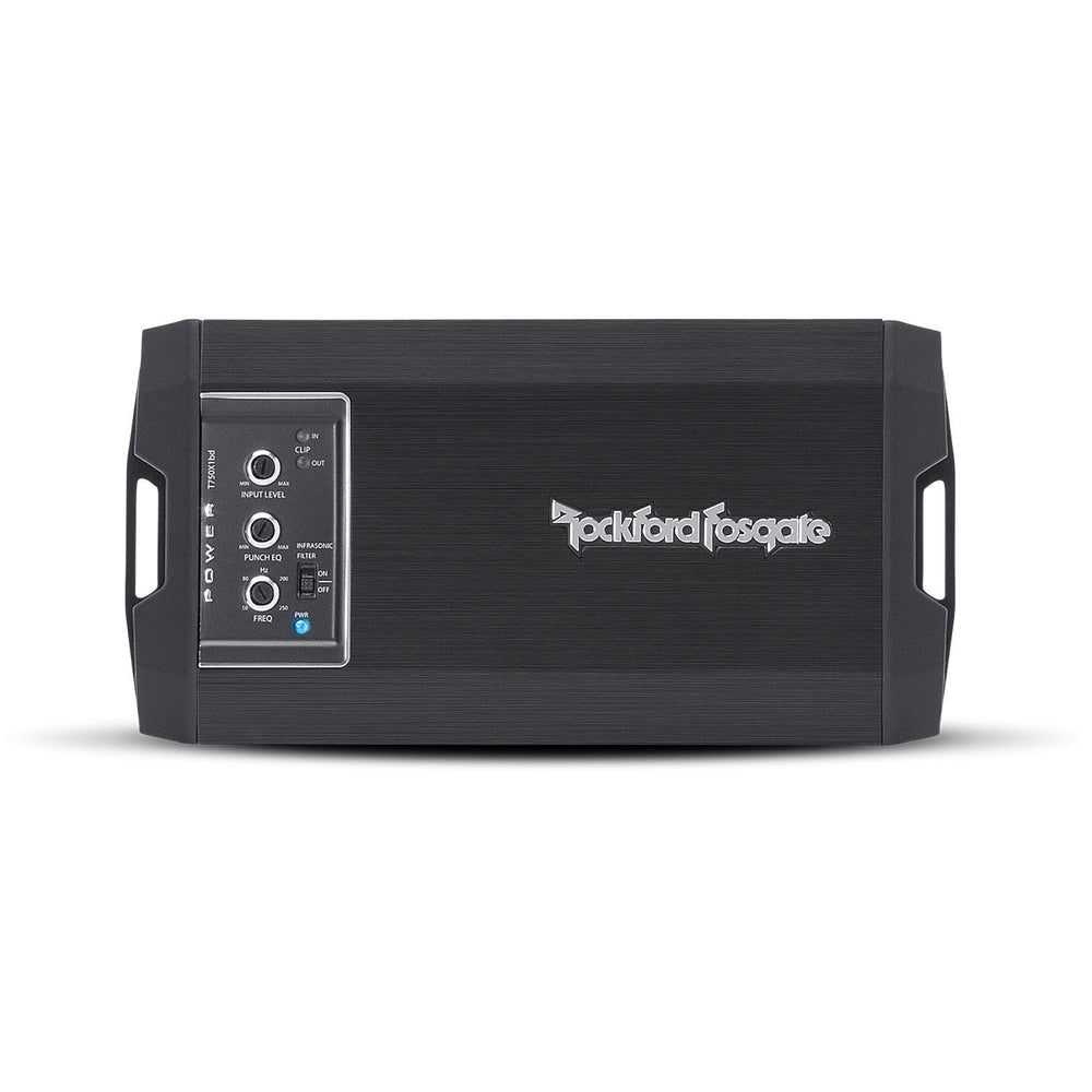 Rockford Fosgate T750X1BD Power 750 Watt Class-ad Mono Amplifier