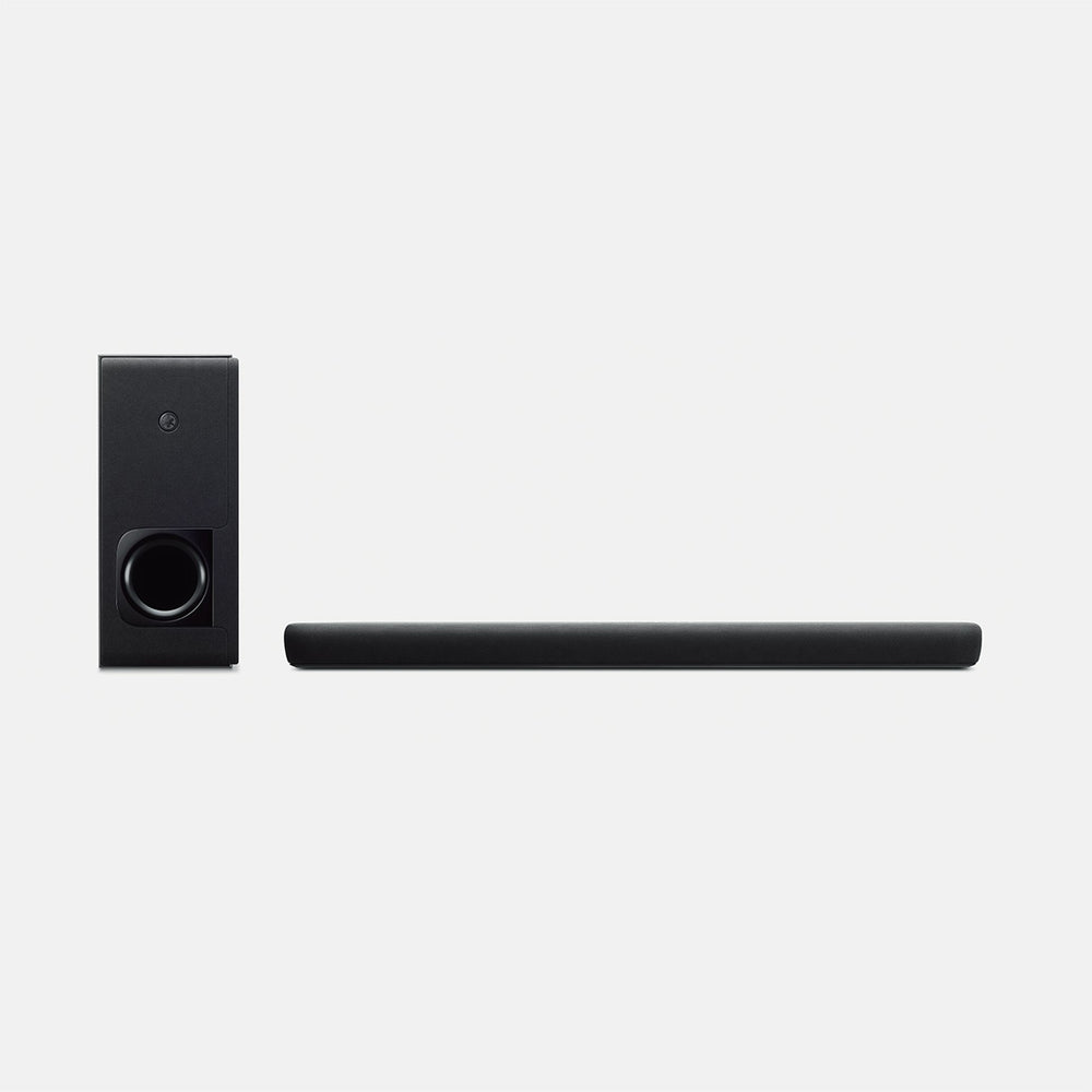 Yamaha YAS-209 Sound Bar with Wireless Subwoofer and Alexa Built-in