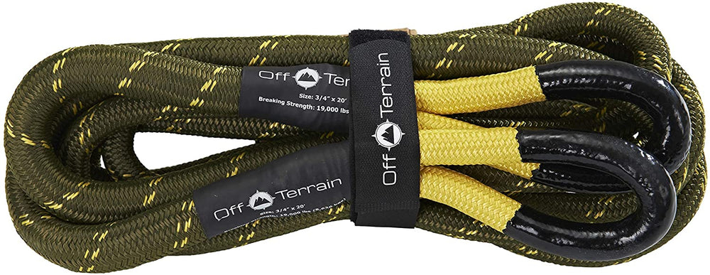 Off Terrain OTRR114 Recovery Rope 20inx1.25in