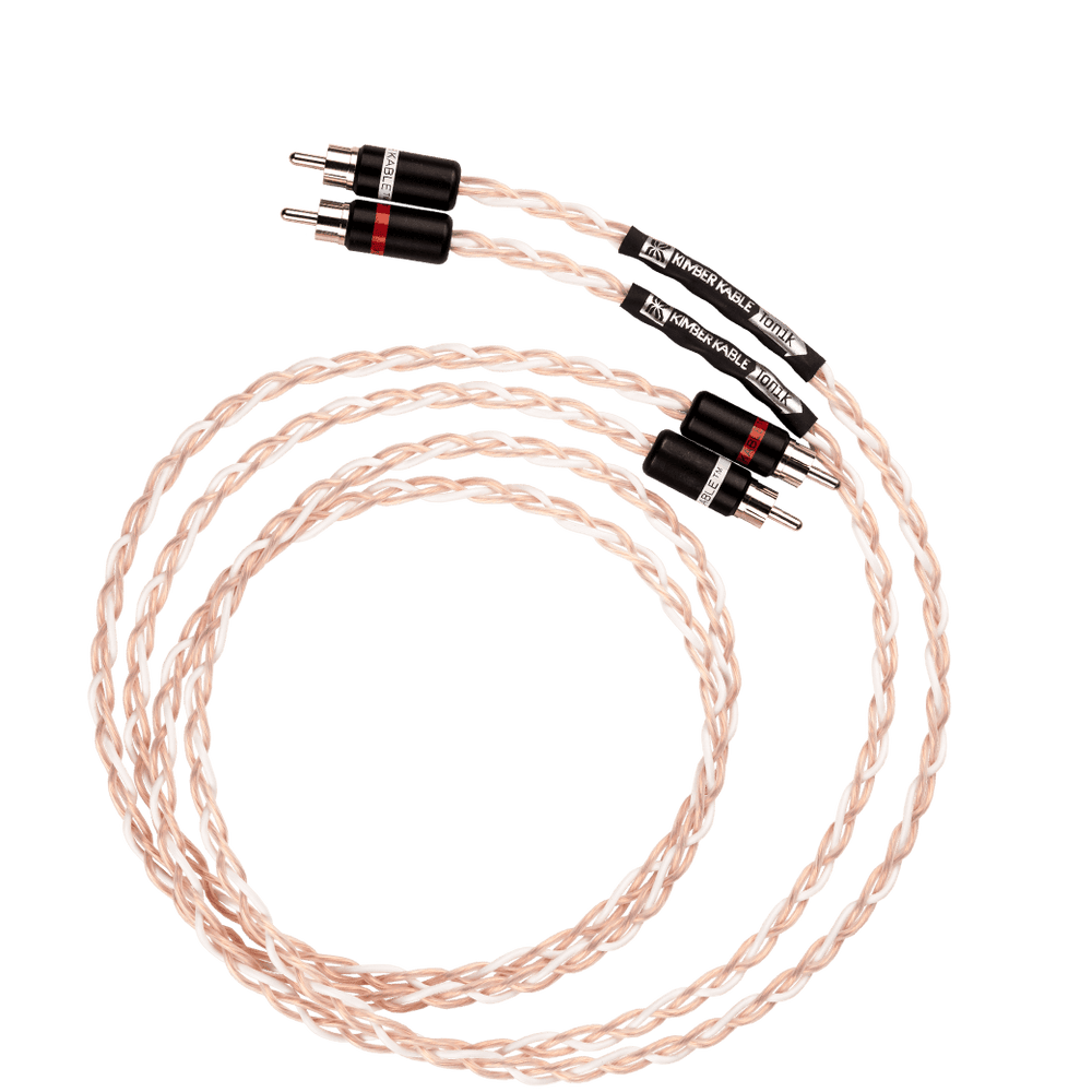 Kimber Kable Tonik 2.0 Meter Analog Interconnect Pair (RCA)