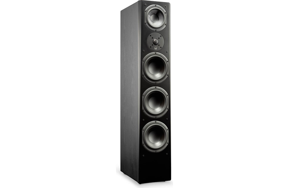 SVS Prime Pinnacle Floorstanding Speakers (Each) Black Ash