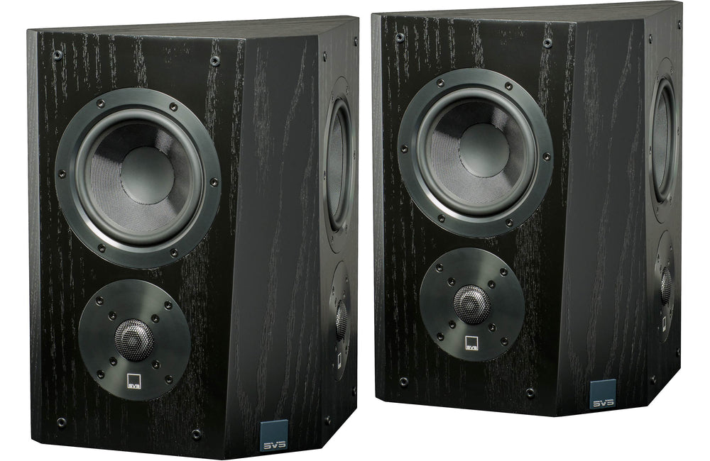SVS Ultra Surround Bipole/dipole surround speakers (Black Oak)