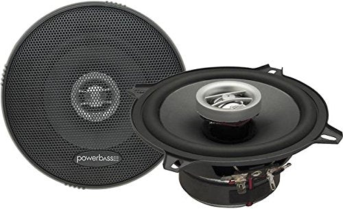 "PowerBass L2-522 5.25"" Coaxial 2L OEM Replacement Speaker"