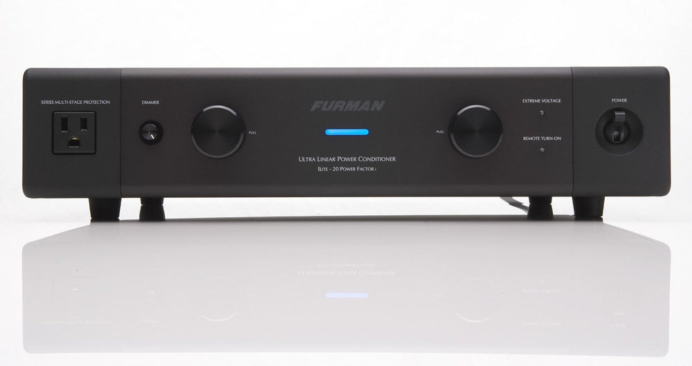 Furman Elite-20 PF i 13-Outlet Ultra Linear AC Power Source