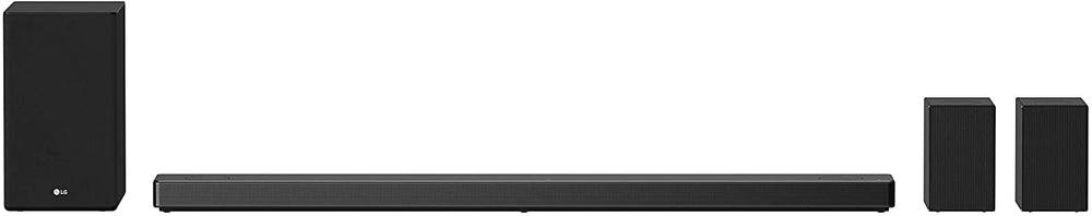 LG Electronics 7.1.4 ch High Res Audio SoundBar with Dolby Atmos® and Surround Speakers