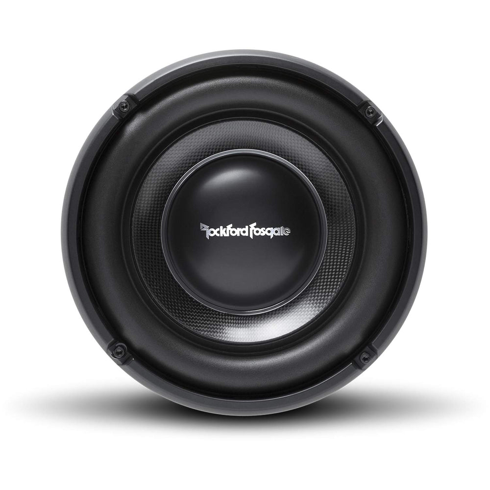 "Rockford Fosgate T1S2-12 Power 12"" T1 Slim Single 2-Ohm Subwoofer"