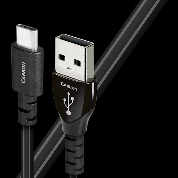 AudioQuest Carbon USB A to C Cable 1.5m