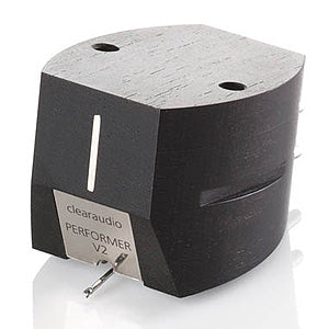 Clearaudio Performer v2 MM (Moving Magent) Phono Cartridge w/ Ebony Body