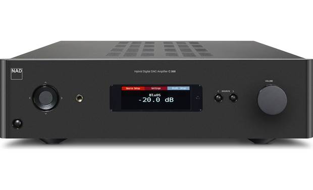 NAD C 388 INTEGRATED AMP W/ BLUOS