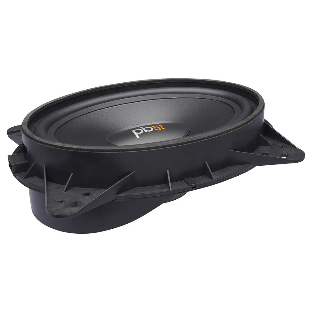 "PowerBass OE69C-TY 6x9"" Component OEM Toyota Replacement Speaker"