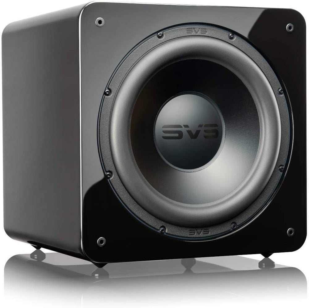 "Title:  SVS SB-2000 Pro 550 Watt DSP Controlled 12"" Sealed Subwoofer - Piano Gloss"