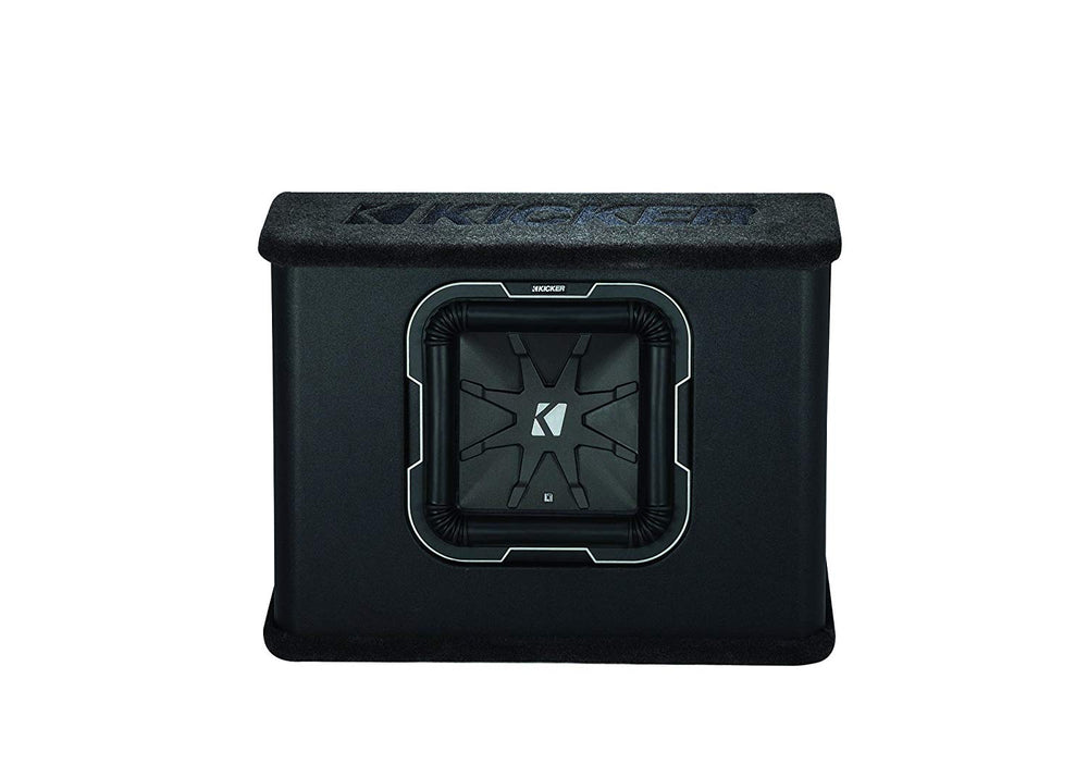 "Kicker Dual 10"" L7 2? Loaded Enclosure"