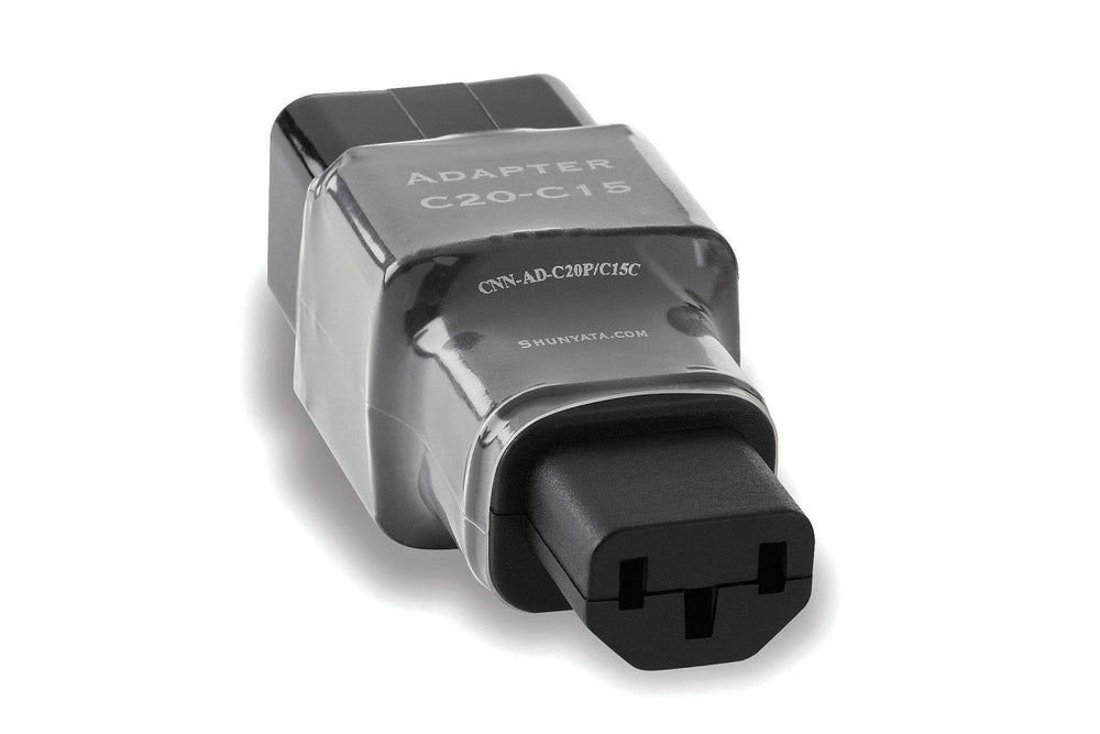 Shunyata Research C20 TO C15 IEC CONNECTOR - SR-Z ADAPTER