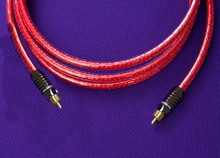 Straight Wire Encore II Subwoofer Cable Single to Single RCA 6 Meter