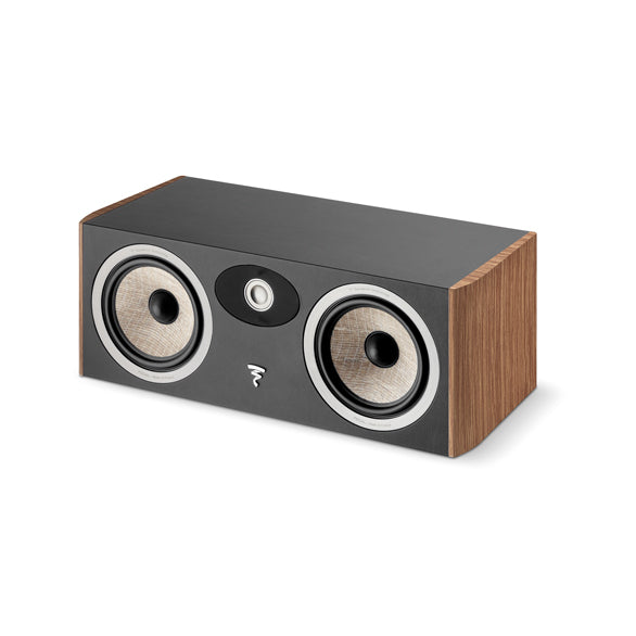 Focal ARIA CC900 2-Way Bass Reflex Center Channel Loudspeaker (Prime Walnut)