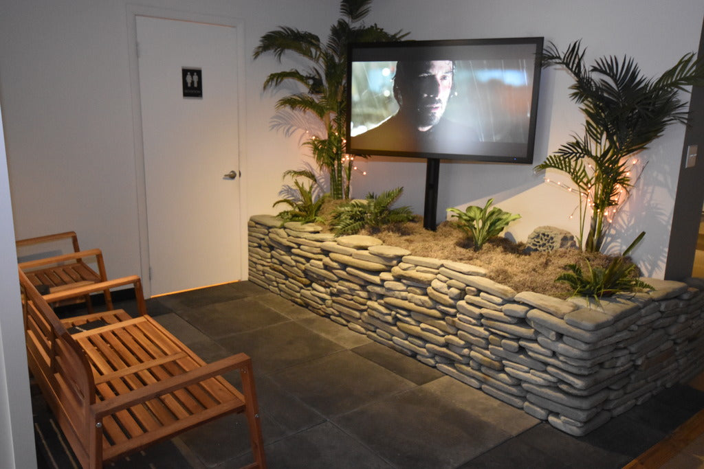 Outdoor Television Setup