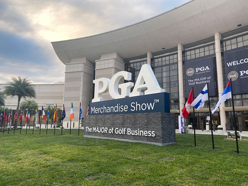 GOLFBUDDY at the PGA Merchandise Show 2020