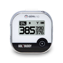 Load image into Gallery viewer, GOLFBUDDY aim V10 GPS Rangefinder with Voice