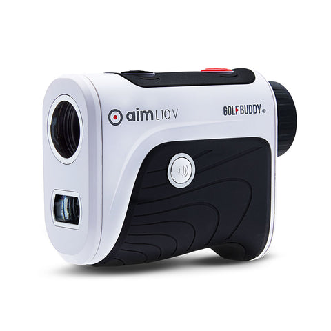 GOLFBUDDY aim L10V laser rangefinder with voice and slope