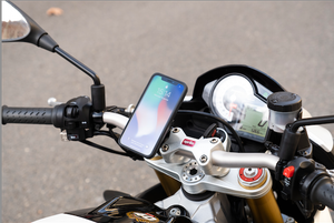 Motorcycle Universal U-Tag Handlebar Kit for most Smartphone Cases | FN-UA-MK