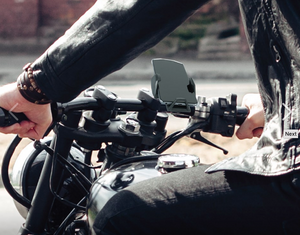uFitGrip Universal Smartphone Motorcycle Mount $29.99 with Free Shipping