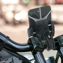 Load image into Gallery viewer, uFitGrip Universal Smartphone Motorcycle Mount $24.99 with Free Shipping