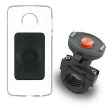 Load image into Gallery viewer, Motorcycle Universal U-Tag Handlebar Kit for most Smartphone Cases | FN-UA-MK